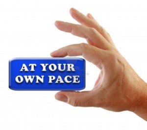 own-pace