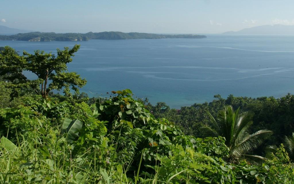 Magic ocean view - Mindoro island, Philippines